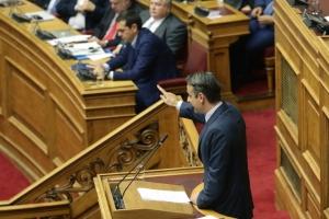 ΝΔ: Προ ημερησίας διατάξεως συζήτηση για την απόφαση του Eurogroup