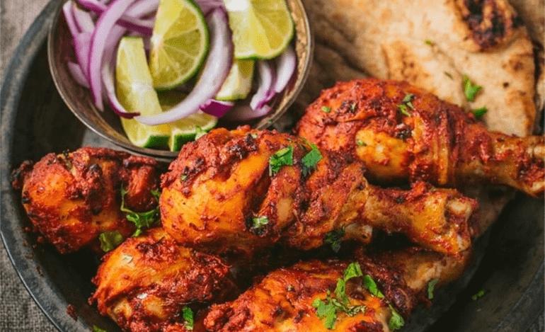 Κοτόπουλο Ταντούρι