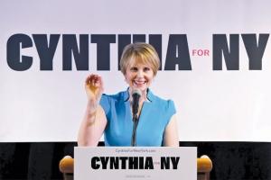 Σίνθια Νίξον: Για τη Νέα Υόρκη με αγάπη