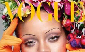 Η πρώτη μαύρη γυναίκα στο εξώφυλλο του Vogue
