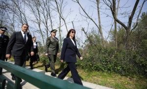 Τριήμερη περιοδεία Σακελλαροπούλου σε Ξάνθη και Ροδόπη