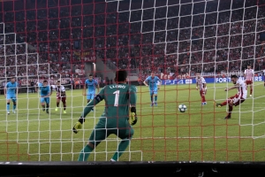 Champions League: Ισοπαλία (2-2) με Τότεναμ ο Ολυμπιακός στο «Καραϊσκάκης»