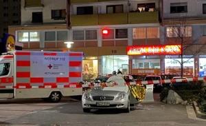 Γερμανία: Σε παραλήρημα δείχνει να βρισκόταν ο δράστης της επίθεσης