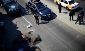«Κόλαση» στο Μεξικό λόγω πολέμου συμμοριών