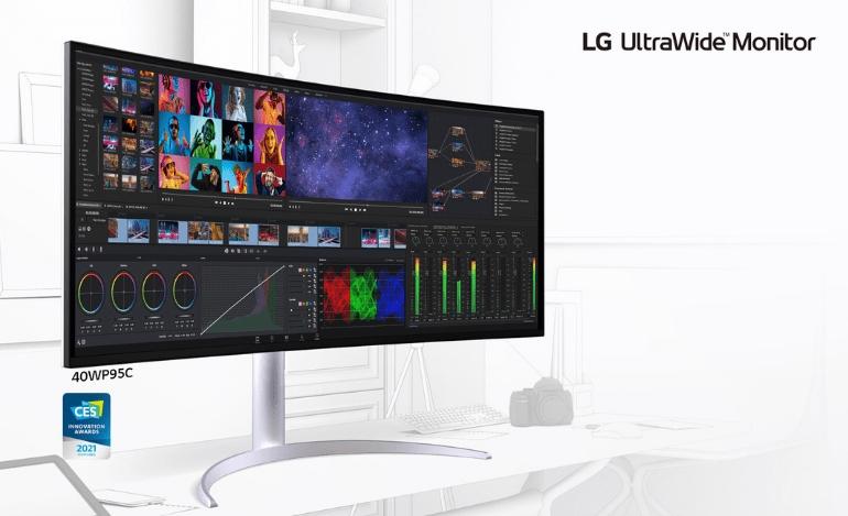 Βελτιωμένα και ενισχυμένα, τα Monitors της LG για το 2021
