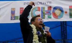 To κόμμα του Μοράλες κέρδισε τις εκλογές στη Βολιβία ένα χρόνο μετά την ανατροπή του