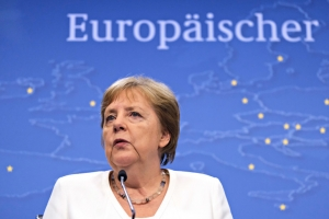 Στενή διασύνδεση Β. Μακεδονίας και Αλβανίας με την Ε.Ε ζήτησε η Μέρκελ