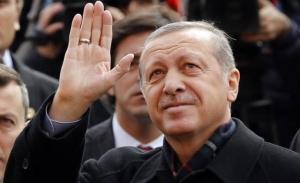 Απόλυτη κυριαρχία Ερντογάν σε προεδρία και Bουλή