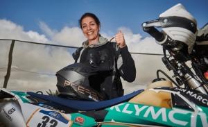 H Πολυτίμη Κυριακοπούλου τερμάτισε στο Μαρόκο παρά τα απρόοπτα