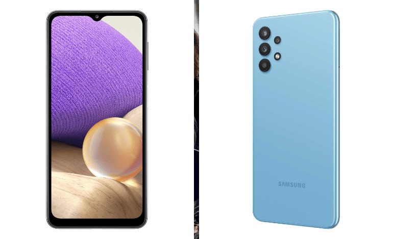 H Samsung ανακοινώνει το Galaxy A32 5G,  για 5G συνδεσιμότητα
