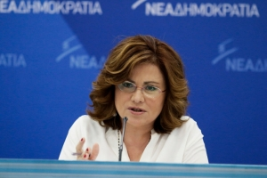 Σπυράκη: Η συζήτηση για τη Novartis στη Βουλή εξελίχθηκε σε Βατερλώ για την κυβέρνηση