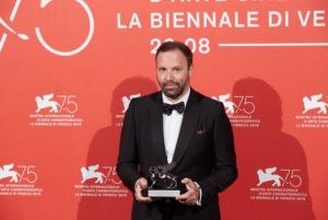 75ο Φεστιβάλ Βενετίας: Θρίαμβος για την ταινία «Η Ευνοούμενη» του Γιώργου Λάνθιμου