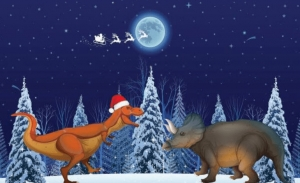 Έφθασαν τα Χριστούγεννα στο Μουσείο Γουλανδρή Φυσικής Ιστορίας