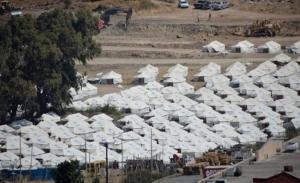 Κατεδαφίζεται το Κέντρο Υποδοχής στη Σάμο- Σε νένα κλειστή δομή οι πρόσφυγες