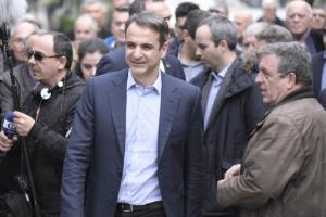 Μητσοτάκης: Θα πρέπει να υπάρξει λύση πακέτο για το Σκοπιανό