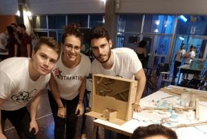 Την πρώτη θέση στον Εθνικό Διαγωνισμό Μηχανικής  κατέκτησε η Oμάδα Μηχανικής S.V.A.M. του ΑΠΘ