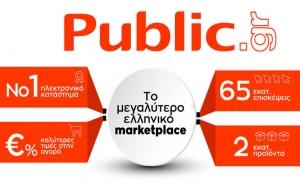Το Retail του μέλλοντος είναι ηλεκτρονικό και το Public θα έχει ηγετική θέση