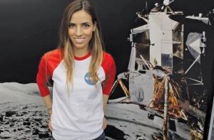 Η… διαστημική άνοδος και η μιντιακή πτώση της Ελένης Αντωνιάδου