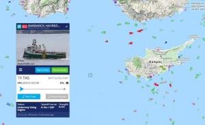 Έρευνες δίπλα στην κυπριακή AOZ ξεκινά η Τουρκία