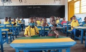 Ολοκληρώθηκε η κατασκευή του Κέντρου Ανάπτυξης Προσχολικής Αγωγής στη Ρουάντα