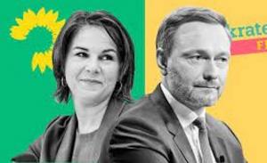 Στους Σοσιαλδημοκράτες κατέληξαν για κυβέρνηση Πράσινοι και Φιλελεύθεροι στη Γερμανία