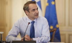 Αν χρειαστεί θα κλείσουν ξανά τα σύνορα, δηλώνει ο Μητσοτάκης