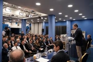 Μητσοτάκης: Είμαστε ένα κοινωνικό και βαθιά λαϊκό κόμμα κοντά σε αυτούς που έχουν μεγαλύτερη ανάγκη