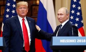 Αντιδράσεις στις ΗΠΑ για την πρόσκληση Τραμπ στον Πούτιν