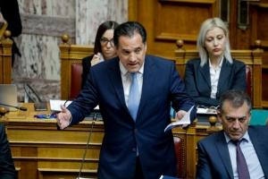 Γεωργιάδης: Αν είχα στοιχεία για Τσίπρα και Πολάκη θα είχα πάει στον εισαγγελέα