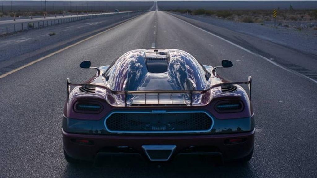 ... πιο γρήγορο αυτοκίνητο του κόσμου (βίντεο). Το Koenigsegg Agera RS με  τελική 447 b7f412072cd