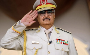 Λιβύη: Η εκεχειρία εξαρτάται από την Τουρκία, λέει ο Χάφταρ