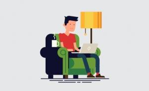 7 Συμβουλές για Αποτελεσματική Δουλειά από το Σπίτι
