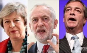 Το BREXIT συνθλίβει τους συντηρητικούς στη Βρετανία