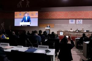 Τσίπρας: Ο ελληνικός λαός παρά τις δυσκολίες έδειξε αλληλεγγύη στους μετανάστες