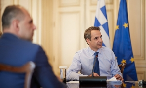 Μητσοτάκης: Δεν θα σκορπίσουμε στον άνεμο 32 δισ. ευρώ