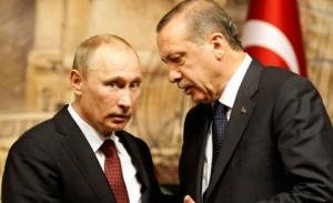 Η Γαλλία μιλά με τους τρομοκράτες λέει ο Ερντογάν πριν τη συνάντηση με τον Πούτιν