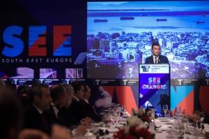 Ζάεφ: Δεν υπάρχει για εμάς εναλλακτική από την πλήρη ένταξη στην ΕΕ και το ΝΑΤΟ