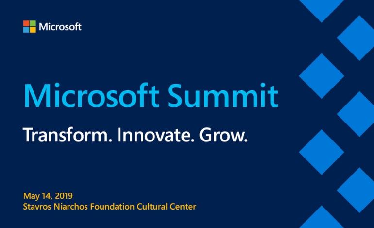 4ο Microsoft Summit: Η καρδιά της Microsoft χτυπάει στο ΚΠΙΣΝ
