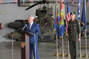 Ευ. Αποστολάκης: Έγινε προσπάθεια να επιστρέψει πίσω στην Τουρκία το ελικόπτερο με τους «8»