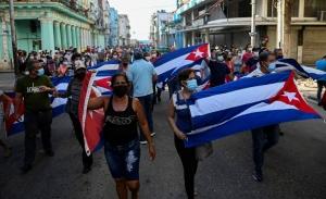 Ο πρώτος νεκρός στις αντικυβερνητικές διαδηλώσεις στην Κούβα