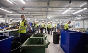 Δέσμευση Μητσοτάκη για λύση στα σκουπίδια εντός τετραετίας