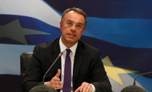 Για συμφωνία- εφαλτήριο για φιλόδοξες πρωτοβουλίες στο μέλλον, μιλά ο Σταϊκούρας