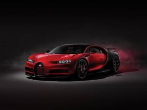 Νέα σούπερ έκδοση για την Bugatti Chiron Sport