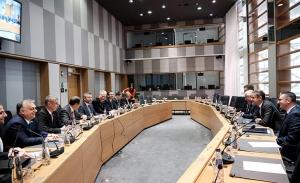Χωρίς συμφωνία ολοκληρώθηκε η έκτακτη Σύνοδος Κορυφής της ΕΕ