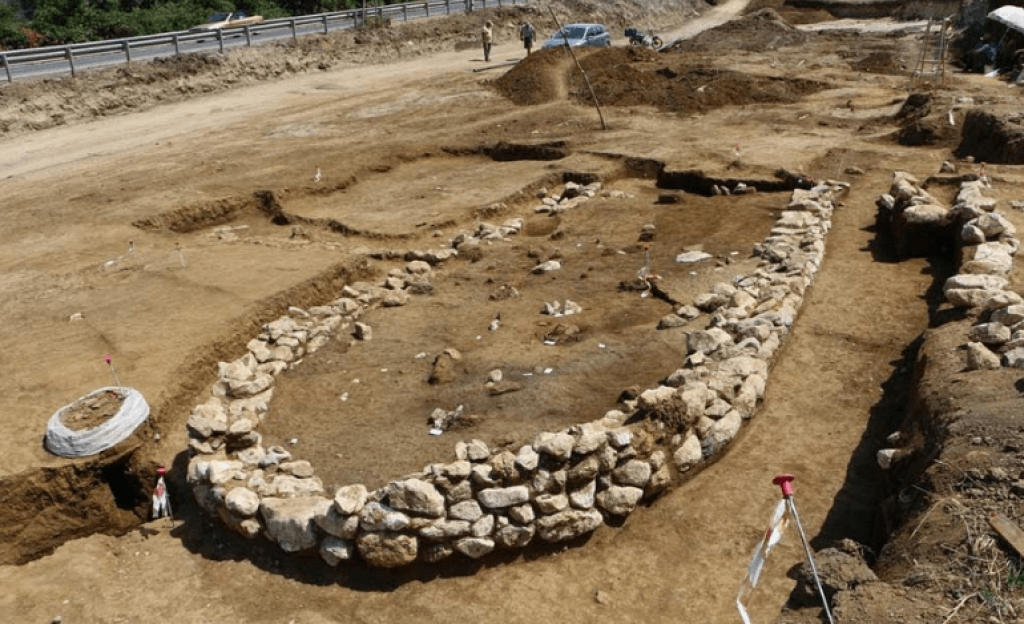 Πολύ μεγάλη ανασκαφή