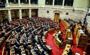 Η συζήτηση για τη συμφωνία των Πρεσπών σε απευθείας μετάδοση (live)
