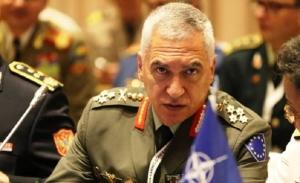 Απειλή που μπορεί να αντιμετωπισθεί βλέπει από την Τουρκία ο στρατηγός Κωσταράκος