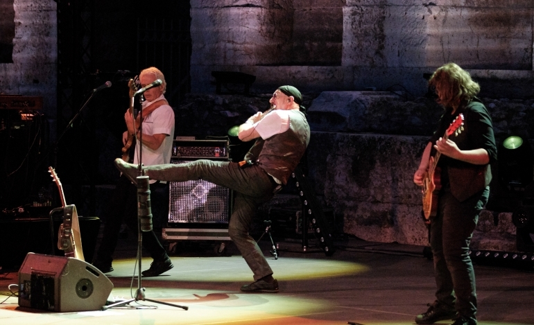 Jethro Tull στο Ηρώδειο: Never too old to rock'n'roll (Photos)