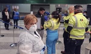 Ιταλία: Εθελοντές στον δρόμο θα επιτηρούν τις αποστάσεις