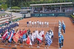 Μεγάλη επιτυχία της Εθνικής Ελλάδος Τένις στο Davis Cup